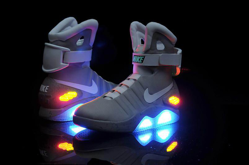 light up nikes