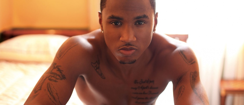 Trey Songz porno gay